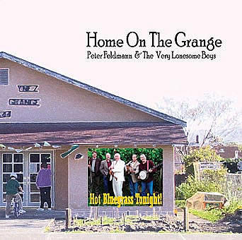 HC-505 Home On the Grange CD
