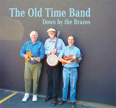 "HC-506 The Old Time Band - ""Down By The Brazos"""